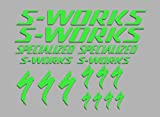 PEGATINAS SWORKS S-WORKS BIKE F34 STICKERS AUFKLEBER for sale  Delivered anywhere in Ireland