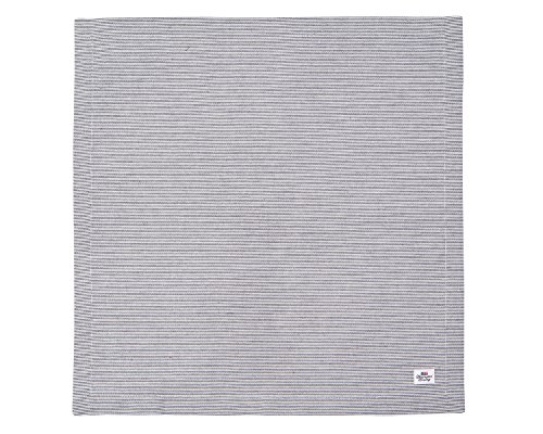 Lexington Oxford (LEXINGTON Oxford Gestreift Serviette, Marineblau)