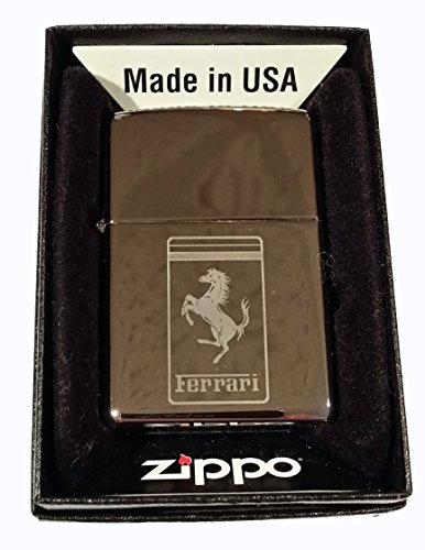 Price comparison product image Ferrari Collectible ZIPPO Lighter
