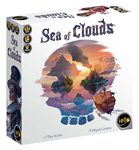 Iello 51330 - Sea of Clouds - Brettspiel - (Plündern Piraten)