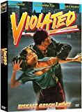 Violated - Eiskalt geschändet - Mediabook - Cover A - Uncut - Limited Edition (+ Bonus-DVD)
