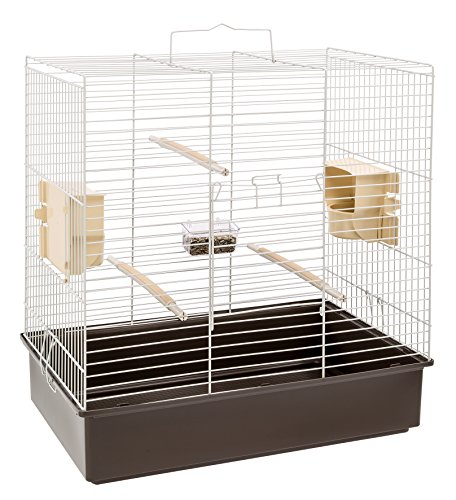 Ferplast Bird Cage Sonia, Complete, Complete Refill Pack for Size: 61.5x 40x 65cm 1