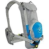 ivim paquetes de hidratación con agua 2L vejiga Mochila para Hombres y Mujeres para Senderismo, Running, Ciclismo, ciclismo y Camping, color  - Blue 1, tamaño Backpack and Bladder
