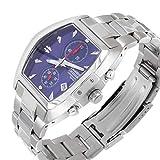 Chronotech Herren Uhr Chronograph Prisma Italienisches Design, hochwertige Technik aus Japan by Seiko (Werksnummer 7T94A)