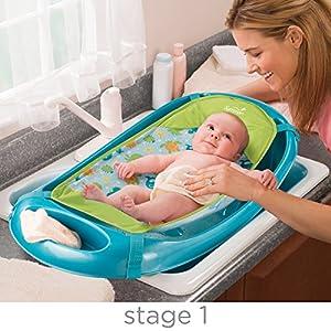 Summer Infant Splish n Splash Bathing Tub, Neutral