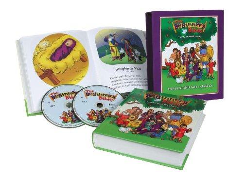 The Beginner's Bible Deluxe Edition: Timeless Children's Stories (Beginner's Bible, The)