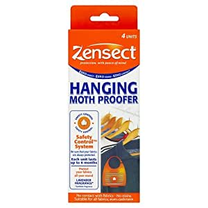 Zensect Moth Hanging Proofer, 4 Units