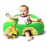 Dikewang NEUF Coussin d'allaitement en forme de U Cuddle Safe Assise, Safe bébé enfant Réducteur de chaise de salle à manger Coussin souple Fauteuil Canapé