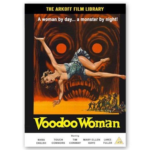 Bild von Voodoo Woman [DVD]