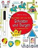 Mein Wisch-und-weg-Buch: Schlösser und Burgen: mit abwischbarem Stift - Kirsteen Robson
