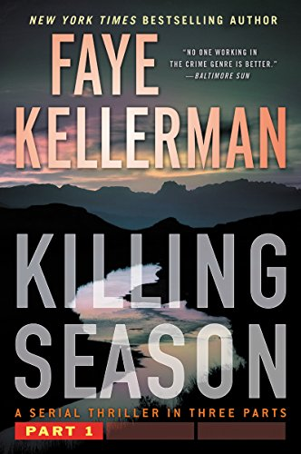 Killing Season Part 1 (A Serial Thriller in Three Parts) (English Edition)