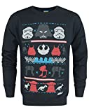 Star Wars Herren - Official Pullover (L)