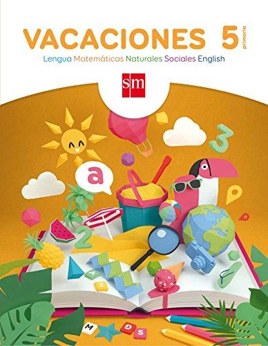 Rasi y la pandilla en... vacaciones. 5 Primaria por From Ediciones Sm