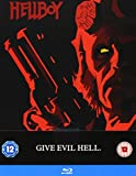 Hellboy--Steelbook (Blu-ray + UV Copy) [2004]