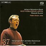 Bach, J.S.: Cantatas, Vol. 37 - Bwv 35, 169, 170, 200
