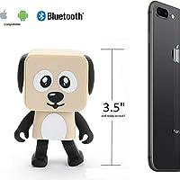 fashioneo Dancing Smart Dog Speaker Wireless Bluetooth Speaker