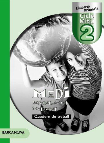 Medi natural, social i cultural 2 CM. Quadern de treball (Materials Educatius - Cicle Mitjà) - 9788448922351