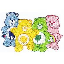 Bestellmich / Aufnäher - Parche aplicable mediante planchado, diseño de osos amorosos