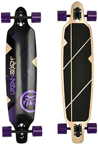 Urban Beach Longboard Twin Tip, Nexus Purple, TY5053A