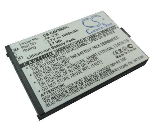 Trade Batería ion litio 1000 mAh Emporia elegancia