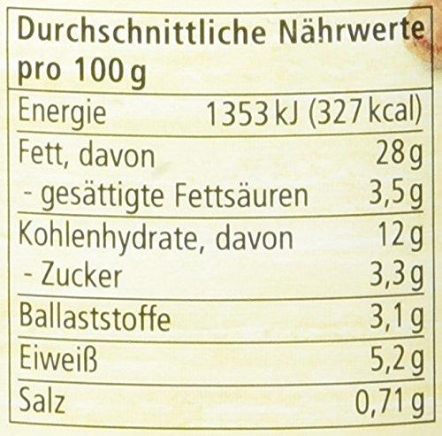 Alnatura Bio Brotaufstrich Kichererbse mit Ingwer, vegan, 6er Pack (6 x 120 g) - 3