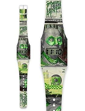 GREENHUNDRED Pappwatch / Armbanduhr aus reißfestem und wasserabweisendem TYVEK®