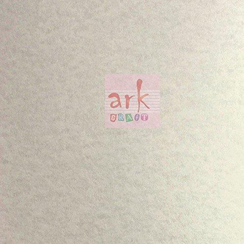 10x a3crema effetto screziato pergamena carta–200gsm 300mic rough strutturato cartoncino–parch marque
