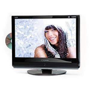"""Schneider ZENDA HD 1919 DVD USB TV LCD 19 """" (48 cm) Noir"""
