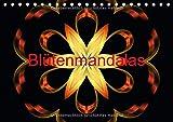 Blütenmandalas (Tischkalender 2015 DIN A5 quer): Mandalas, die Energie um Kraft zu schöpfen, (Tischkalender, 14 Seiten)