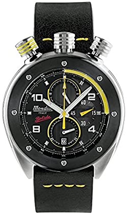 La marca Mondia tiene un amplio catálogo de relojes para todos los gustos, realizados con las técnicas más avanzadas desde 1935.