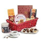 Koscher Food Geschenkkorb für Hanukkah