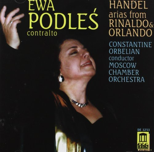 Ewa Podles ~ Handel Arias from Rinaldo & Orlando [Import allemand]