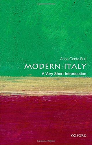 Modern Italy: A Very Short Introduction (Very Short Introductions) por Anna Cento Bull