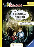 Im Labyrinth der Finsternis (Leserabe mit Mildenberger Silbenmethode)