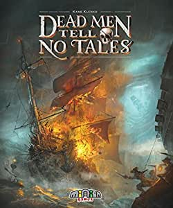 Minion Games MIGDM100 - Brettspiele, Dead Man Tell no Tales