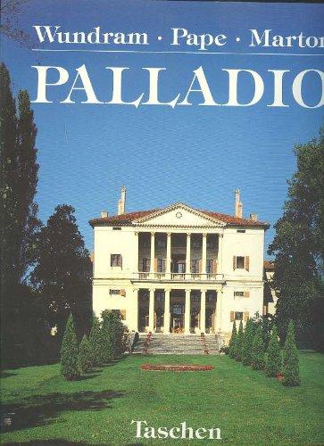 Wundram Andrea Palladio 1508 - 1580. Architekt zwischen Renaissance und Barock, Taschen Großband,...