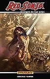 [Red Sonja: Revenge of the Gods: Revenge of the Gods] (By (artist) Daniel Sampere , By (author) Luke Lieberman) [published: December, 2011]
