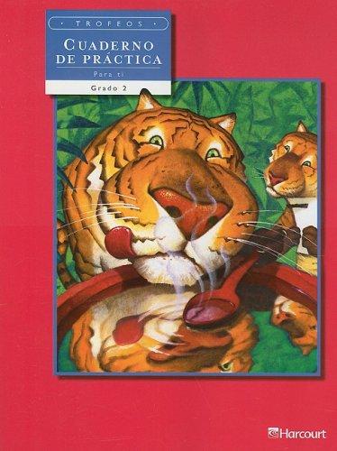 Trofeos: Cuadernos de Práctica, Volume 1 Grade 2