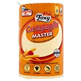 Foxy Bobina Carta Paglia Master