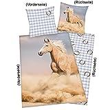 Pferde-Bettwäsche