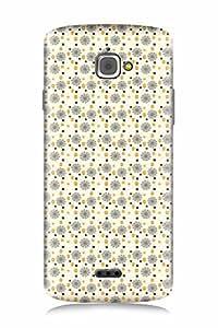 FABCASE Premium spider spiderweb skull dots Printed Hard Plastic Back Case Cover for InFocus M350