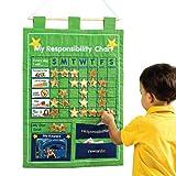 Reward Chart / My Responsibility Fabric Wall Hanging
