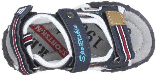Sportskin 770625.101, Sandales fille Bleu (Dunkel Blau)