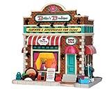 Lemax 45720 - Bella's Boutique - Jukebox Junction - Beleuchtetes Porzellan Haus Village Kollektion