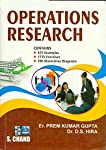 Operations Research, by Prem Kumar Gupta and D S Hira, is an extensive compilation of the information related operations research. The book has been presented in a clear and easy-to-understand way, so that it doesn't require the readers to possess...