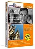 Katalanisch-Expresskurs mit Langzeitgedächtnis-Lernmethode von Sprachenlernen24: Fit für die Reise nach Katalonien. Inkl. Reiseführer. PC CD-ROM+MP3-Audio-CD für Windows 10,8,7,Vista,XP/Linux/Mac OS X