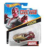 Hot Wheel Marvel Char Car Assortment, Mu...