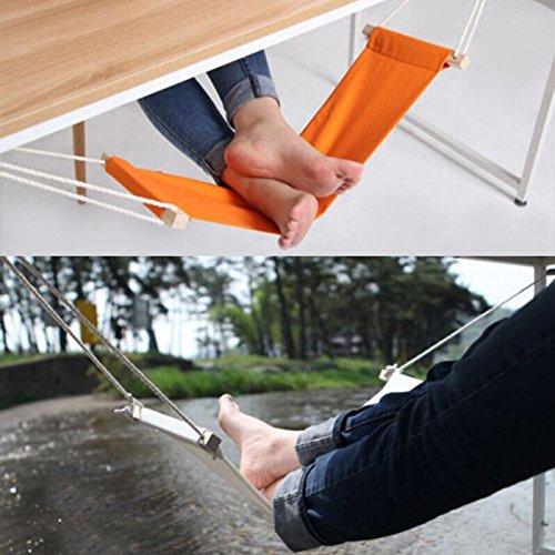 Mini Hamaca de mesa y escritorio para pies 02