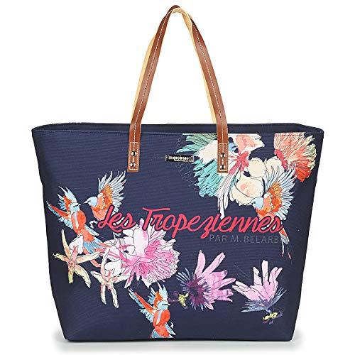 Les Tropéziennes par M. Belarbi DEAUVILLE03 Handtaschen Damen Marine - Einheitsgrösse - Umhängetaschen