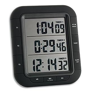 TFA Avisador Digital de Cocina de 3 Tiempos